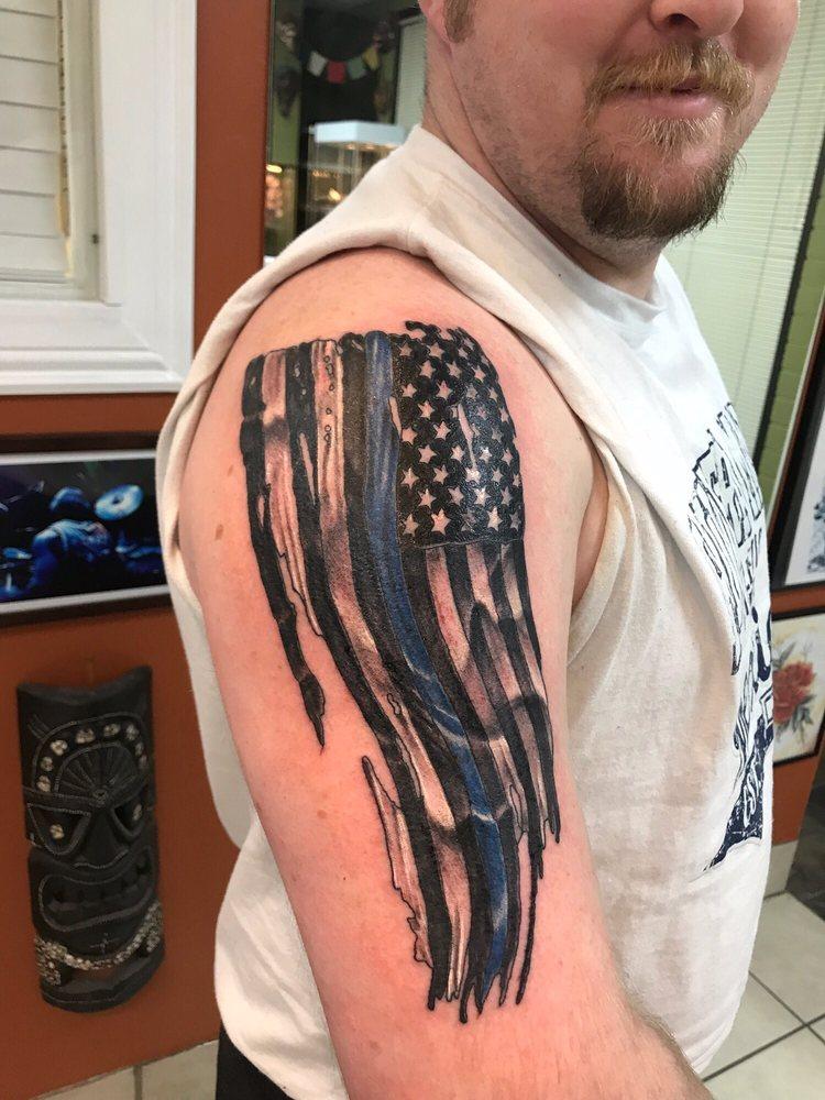 Punctured Piercing and Tattoo: 2459 S Main St, Bountiful, UT