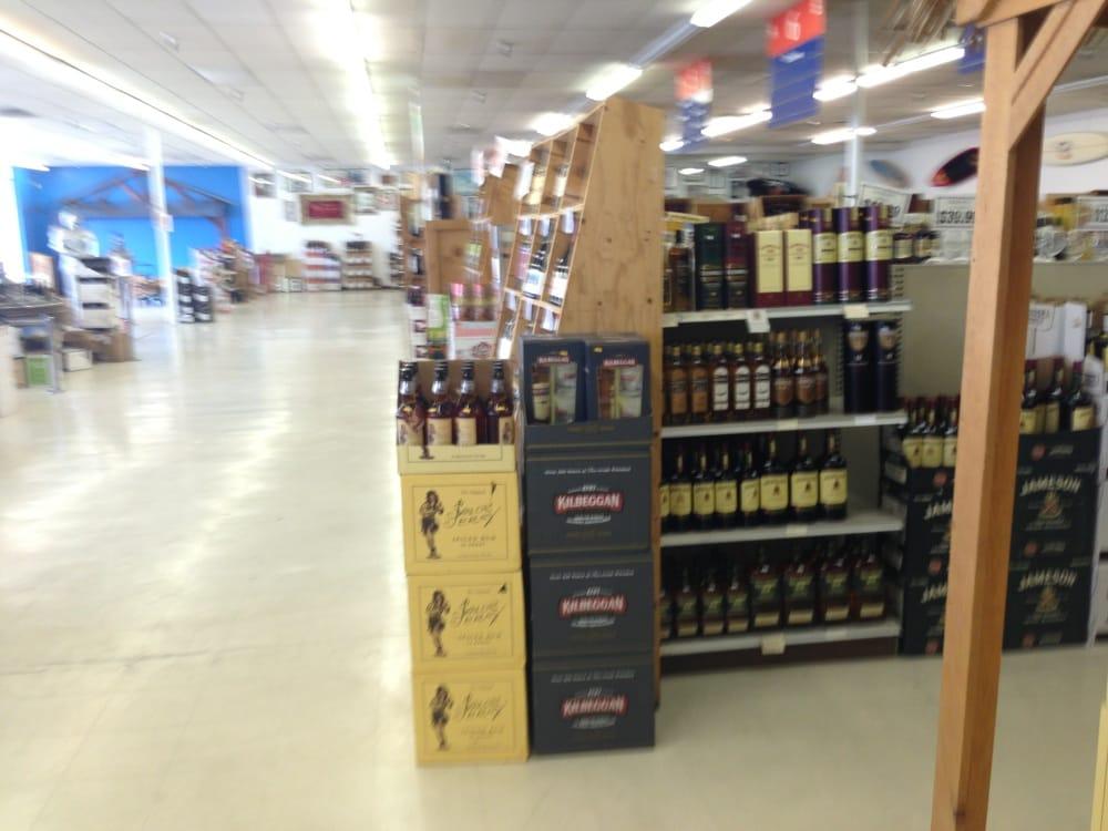 Huntington Beach Liquor Warehouse
