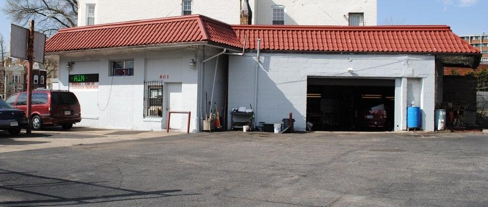 Aim Auto Repair: 601 Rhode Island Ave NW, Washington, DC, DC