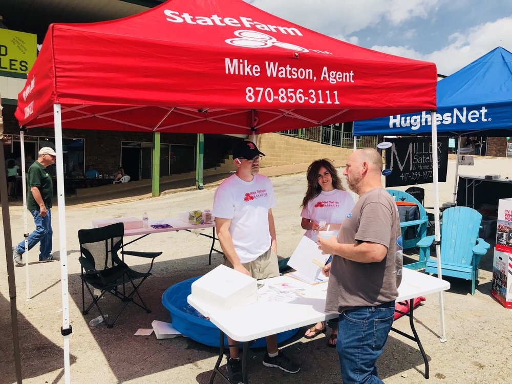 Mike Watson - State Farm Insurance Agent: 1556 Hwy 62 412, Highland, AR