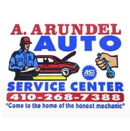 A. Arundel Auto Service Center: 1319 Forest Dr, Annapolis, MD