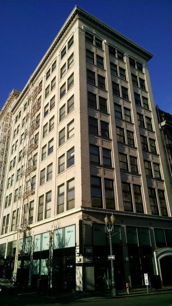 Woodlark Building: 813 SW Alder, Portland, OR