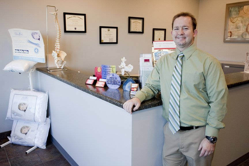 City Chiropractic and Massage: 13648 Crosstown Blvd NW, Andover, MN