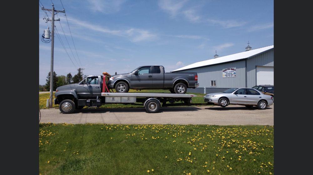 Uncle D's Auto: N5867 Dixon Rd, Brandon, WI