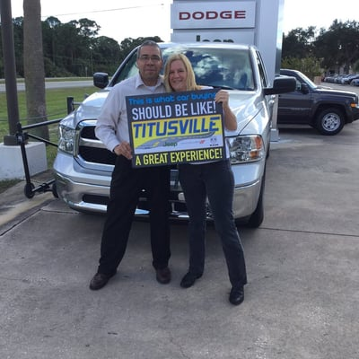 Titusville Chrysler Jeep Dodge 5600 US 1 S Titusville, FL Auto Dealers    MapQuest