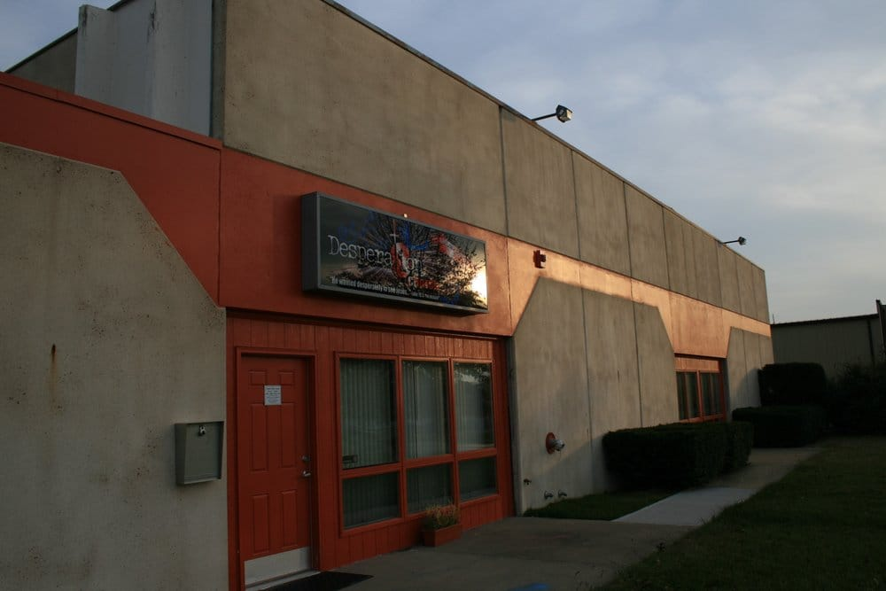 Desperation Church: 940 Kent St, Liberty, MO