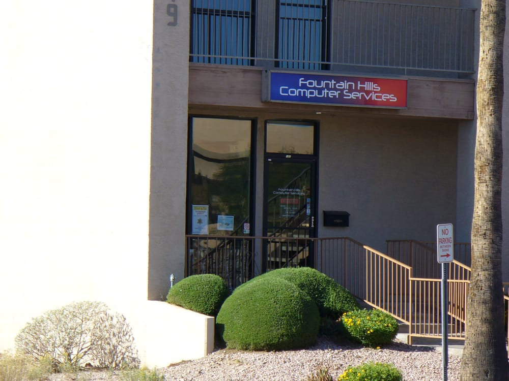 Fountain Hills Computer Services: 13771 N Fountain Hills Blvd, Fountain Hills, AZ