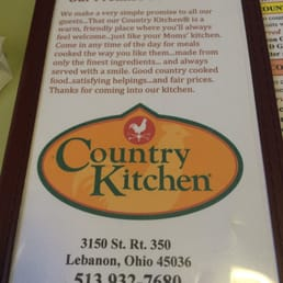 Photo Of Country Kitchen   Lebanon   Lebanon, OH, United States. Like The