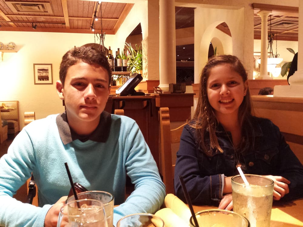 Enjoying Dinner Yelp