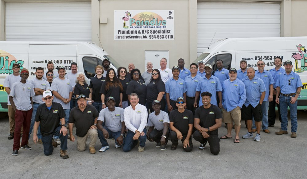 Paradise Plumbing & Air Conditioning: 260 SW 21st Ter, Fort Lauderdale, FL