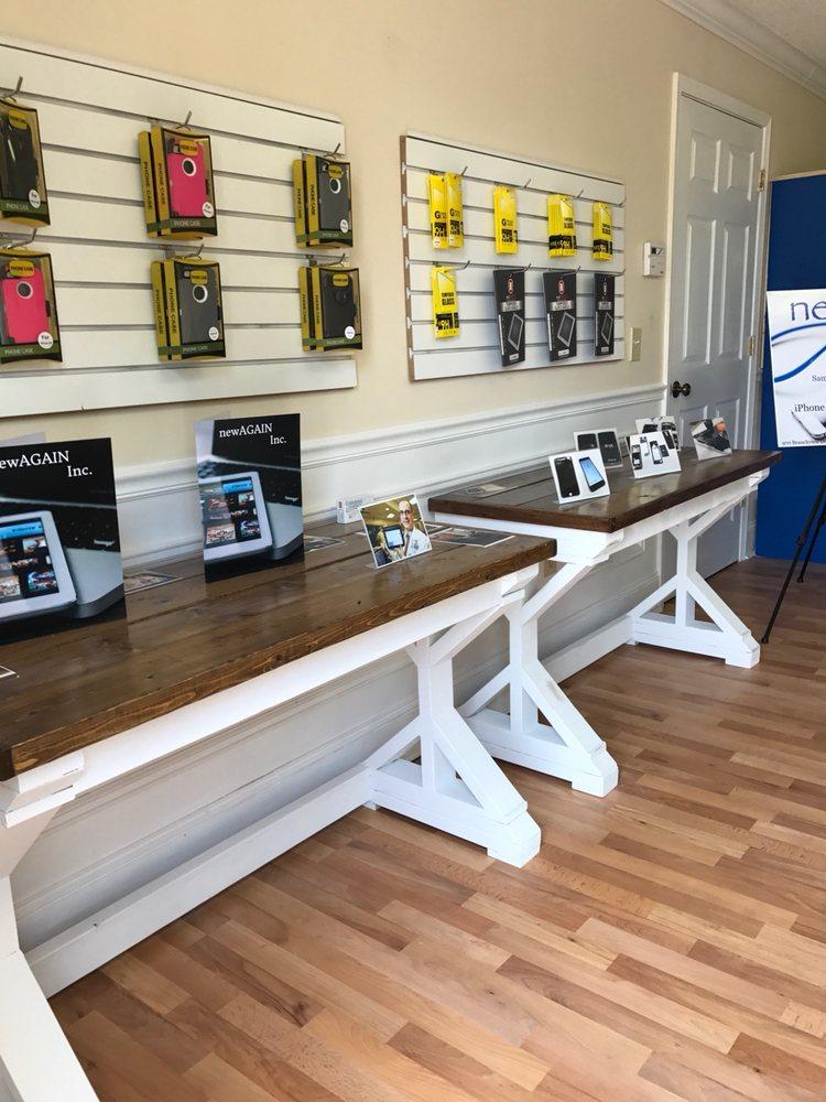 Newagain Phone Repair: 501 Faith Rd, Salisbury, NC