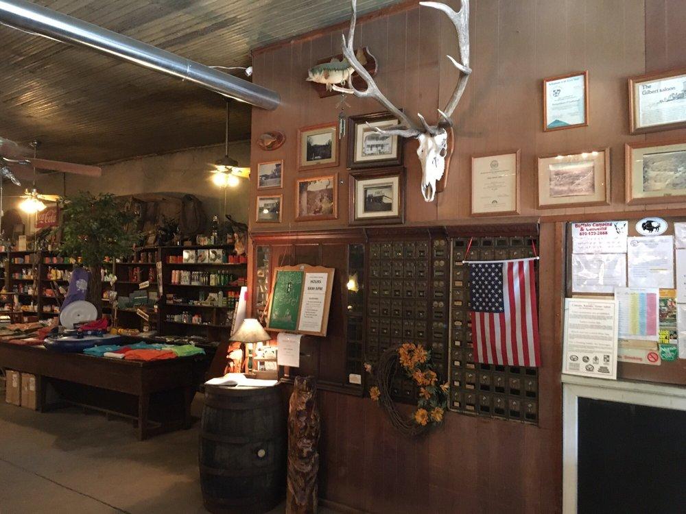 Gilbert General Store: 13 N Frost St, Gilbert, AR