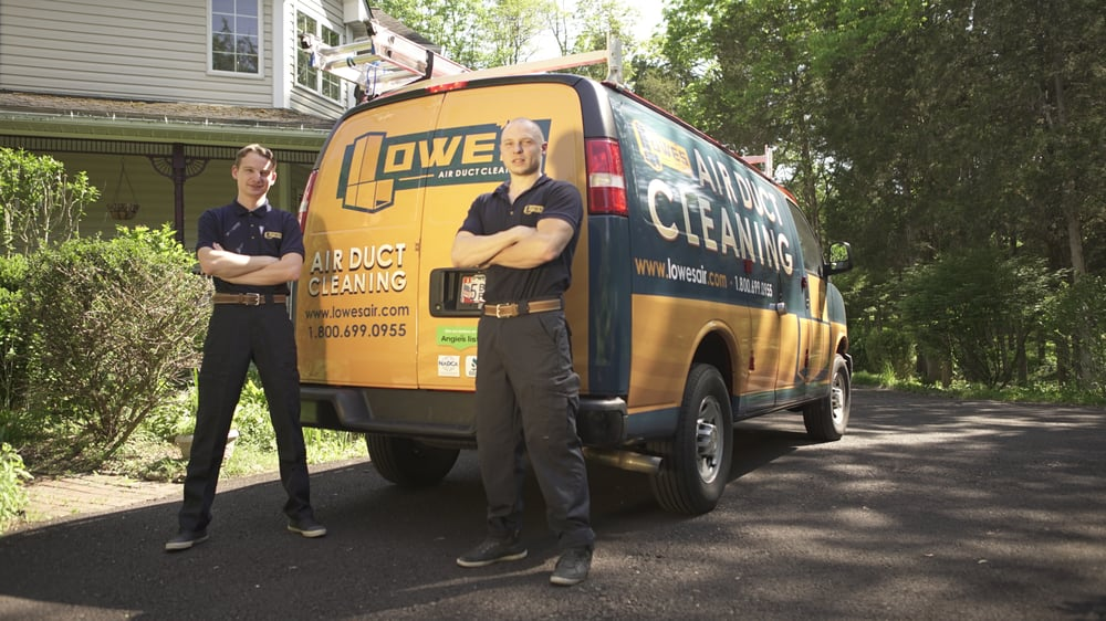 Photo Of Lowe S Air Duct Cleaning Arlington Va United States We Always