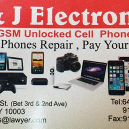 Electronic Repair Business Cards Image Collections Card Design