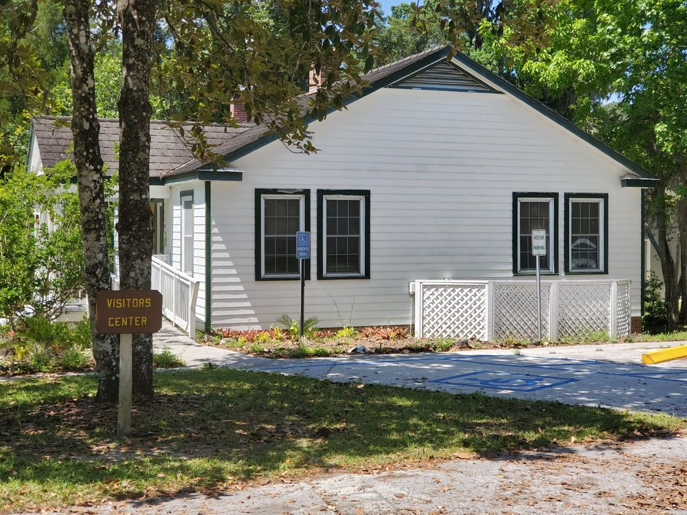 Withlacoochee State Forest Visitor Center: 15003  Broad St, Brooksville, FL