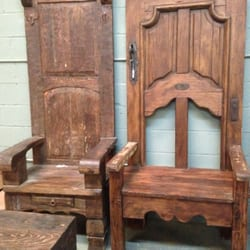 Charmant Photo Of Rustic Furniture Design   El Paso, TX, United States. Chairs Made