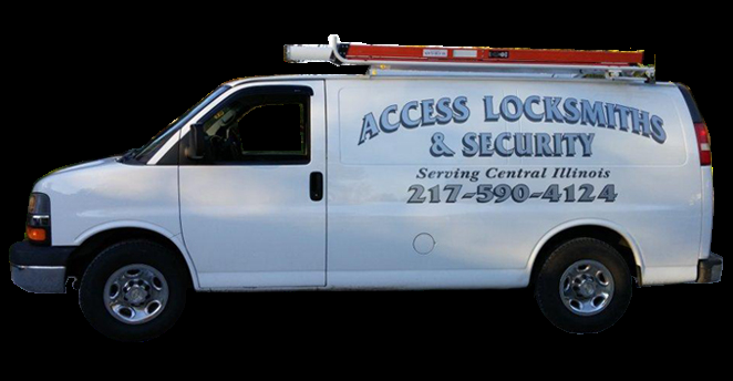 Access Locksmiths & Security: 103 Richard Dr, Mahomet, IL