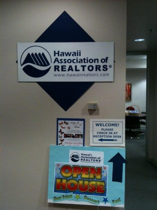 Hawaii Association Of Realtors Real Estate Agents 1259 Aala St