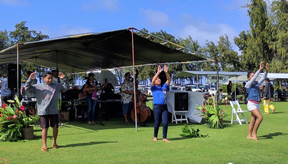 Makahiki Kuilima: 57-091 Kamehameha Hwy, Kahuku, HI