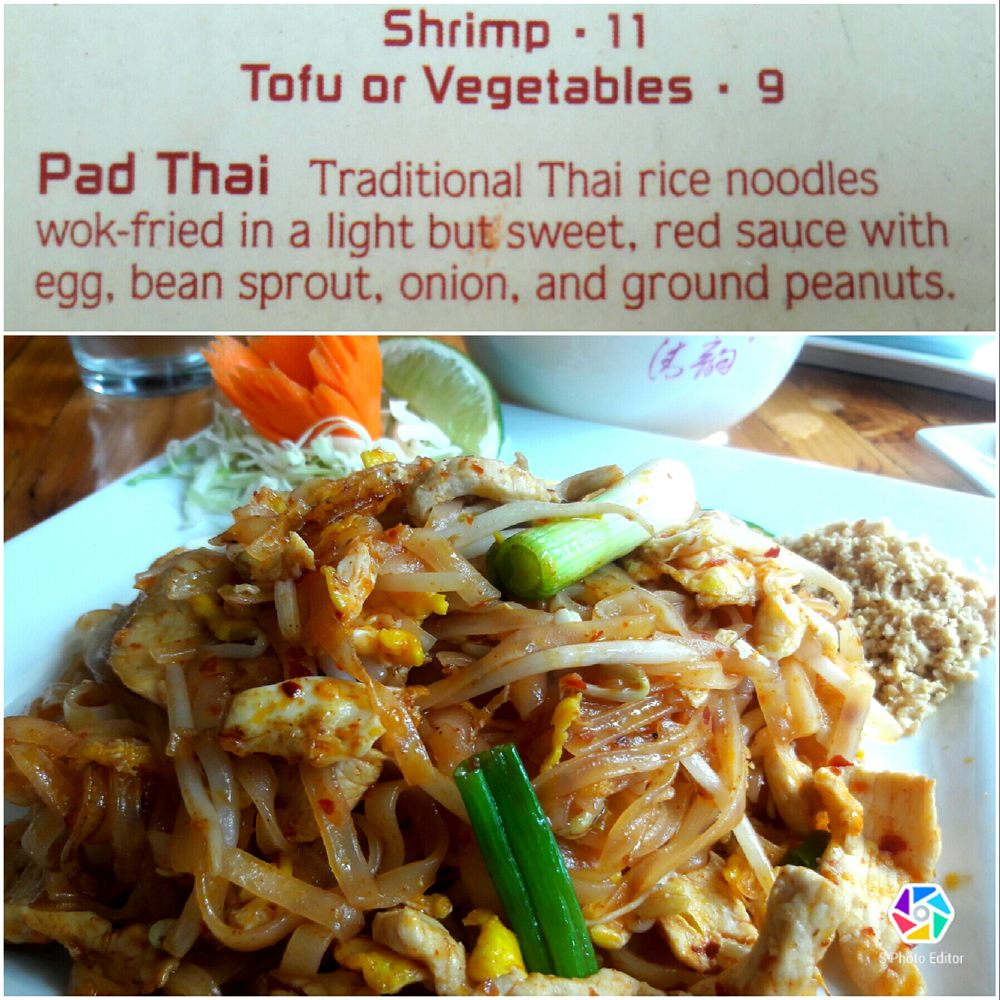 Pad Thai Kitchen Portland Or: Pad Thai Dinner