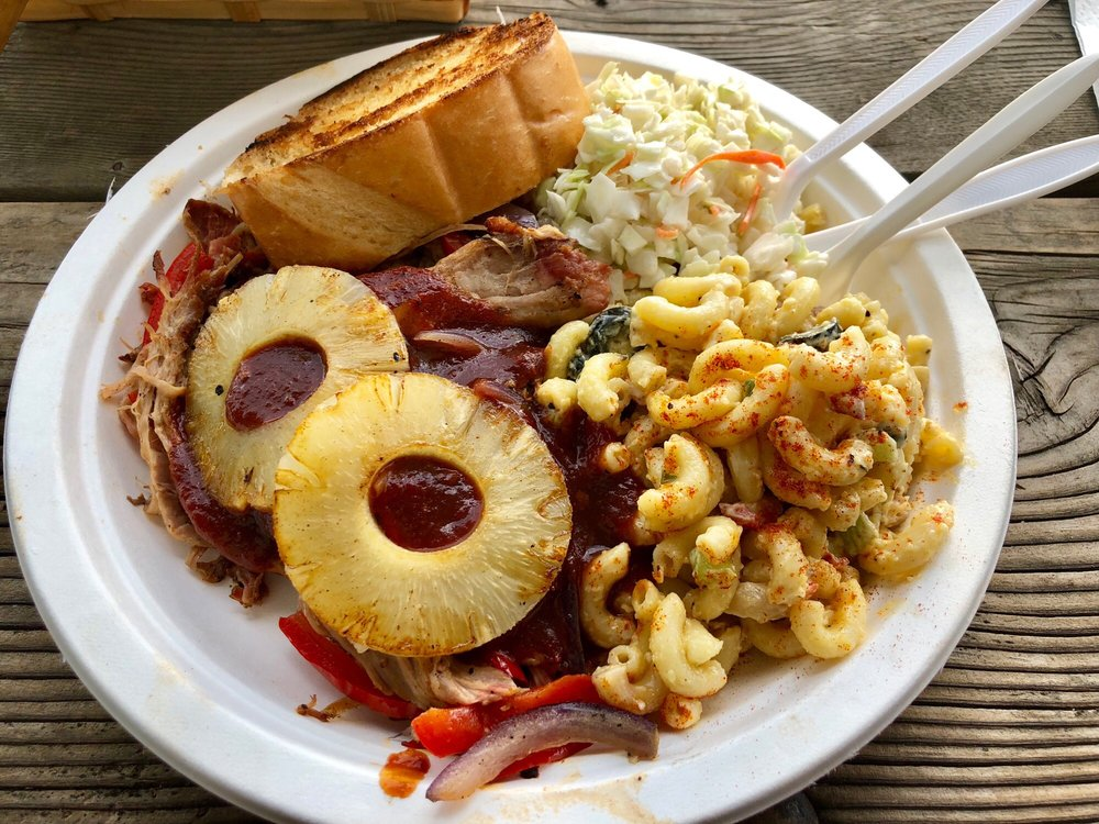 Leo's BBQ: 949 Rogue River Hwy, Grants Pass, OR
