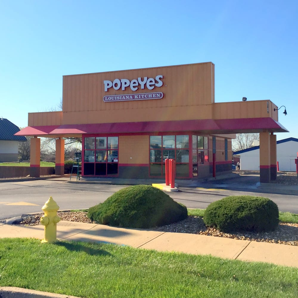 Popeyes Louisiana Kitchen Building popeyes louisiana kitchen - fast food - 13049 s us hwy 71