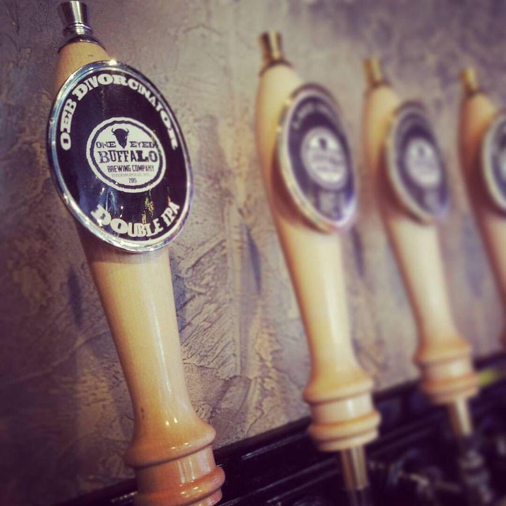 One Eyed Buffalo Brewing Company: 528 Broadway St, Thermopolis, WY