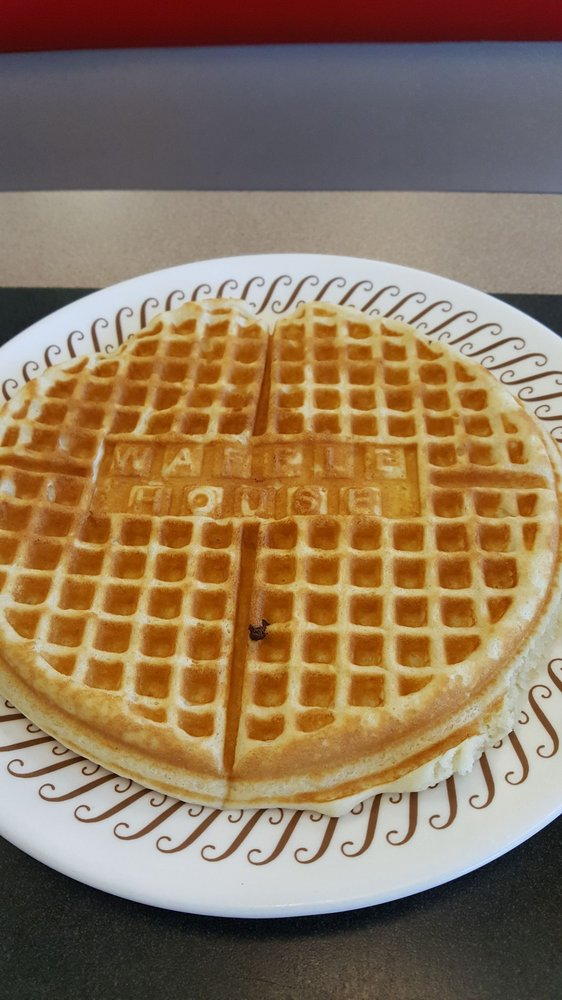 Waffle House: 8800 S Dale Harker Dr, Daleville, IN