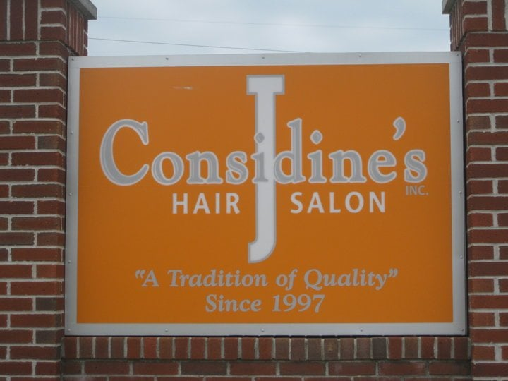 J. Considine's Hair Salon and Day Spa: 802 E Empire St, Bloomington, IL