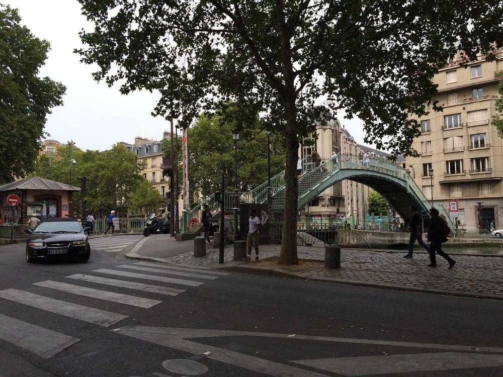 La marine 41 foto 39 s 110 reviews frans 55 bis quai for Exterieur quai gare de l est