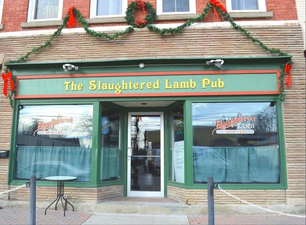 The Slaughtered Lamb Pub: 116 Main St, Waterville, NY