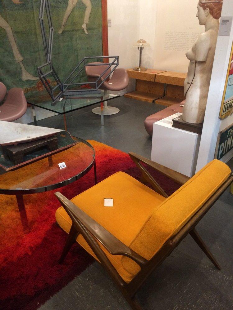 Trilogy Antiques and Design: 19 S Elm St, Three Oaks, MI