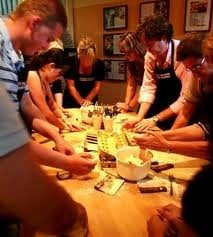 Community Tap and Table Cooking Club: Piedmont Dr, Sacramento, CA
