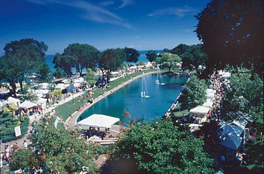 Evanston Lakeshore Arts Festival
