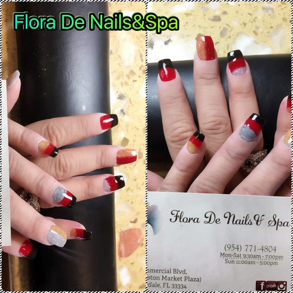 Flora De Nails Spa 103 Photos 56 Reviews Nail Salons 1751