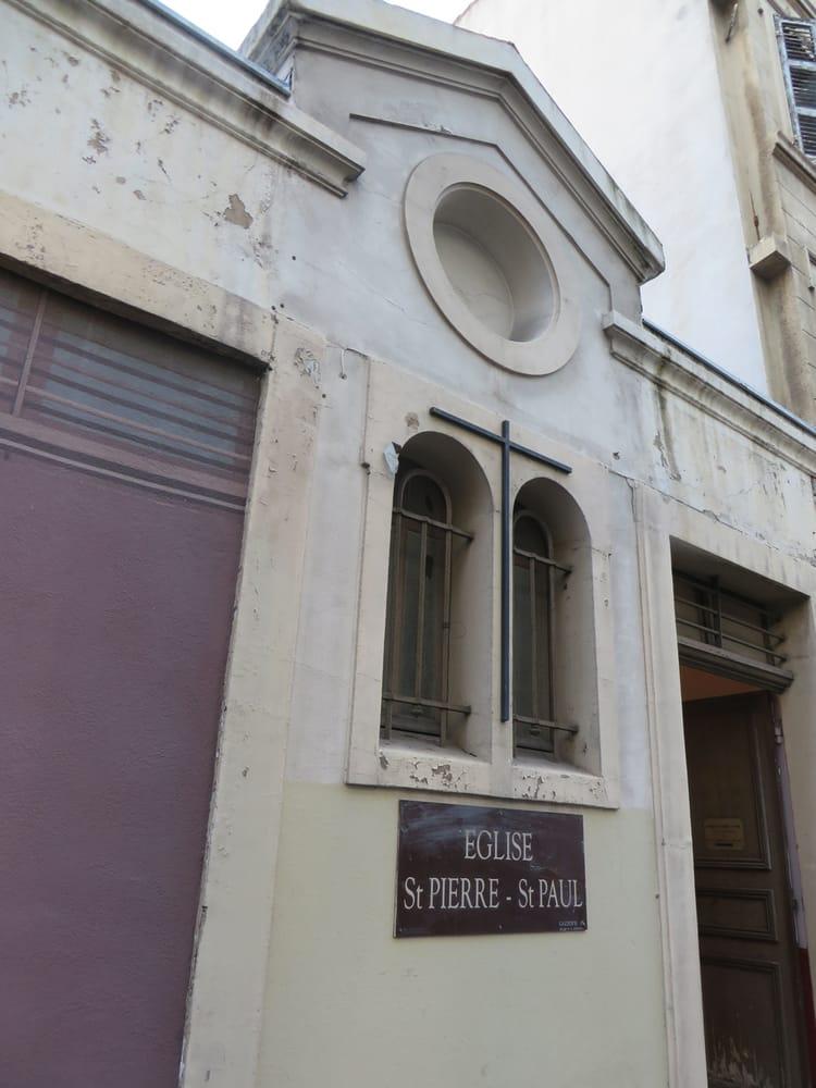 eglise st pierre st paul glise 161 boulevard de la lib ration saint charles marseille. Black Bedroom Furniture Sets. Home Design Ideas