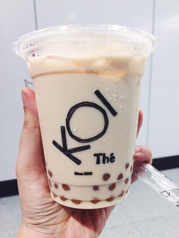 Koi the caf lot 329 1 lebuh bandar utama petaling for Koi 1 utama