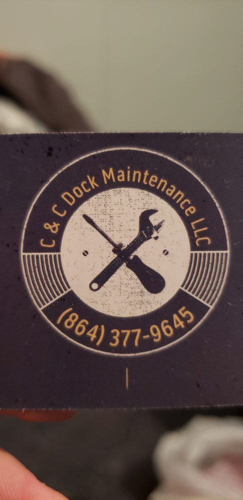 C & C Dock Maintenance: Waterloo, SC