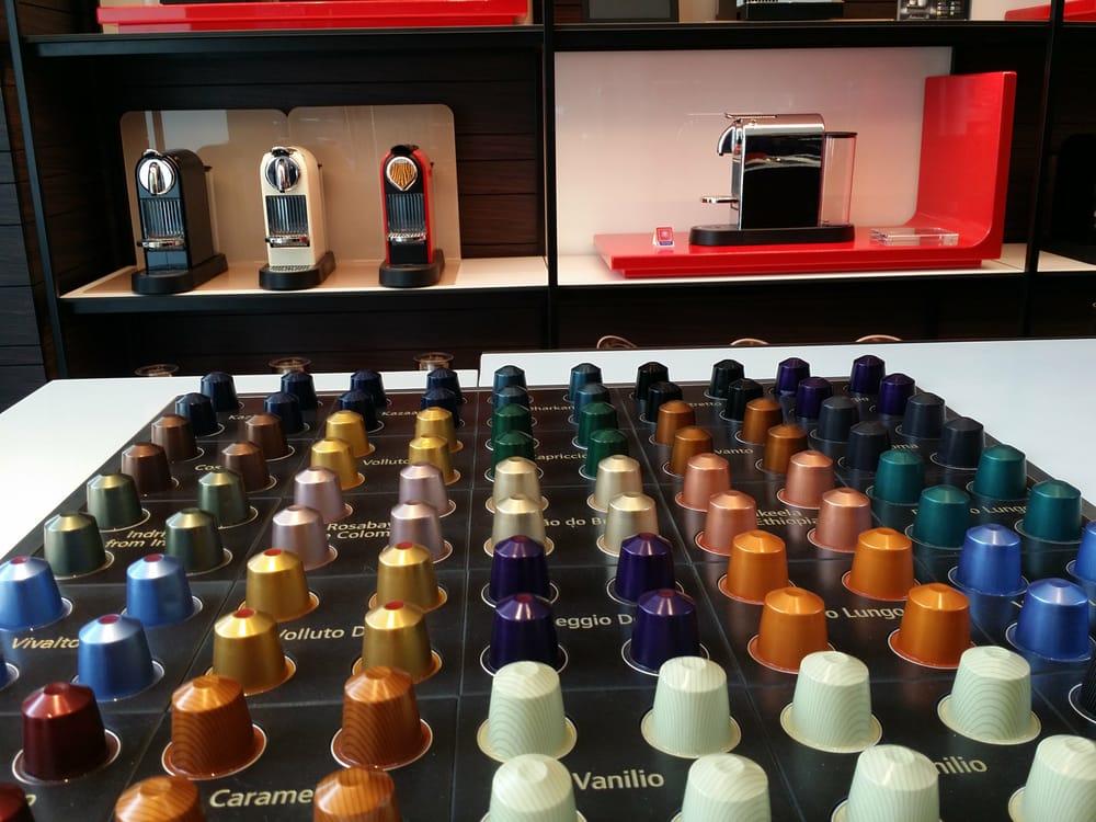 Nespresso Boutique - Coffee & Tea - Kungsportsavenyn 31, Göteborg ...