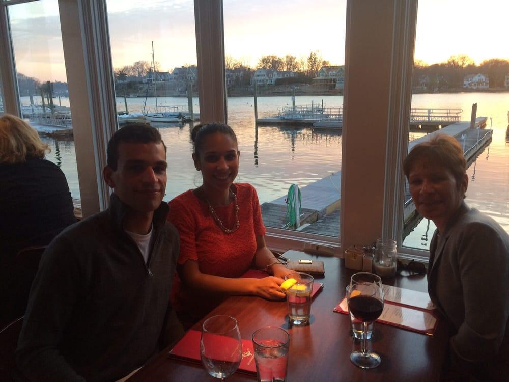 The Restaurant At Rowayton Seafood Dinner Menu