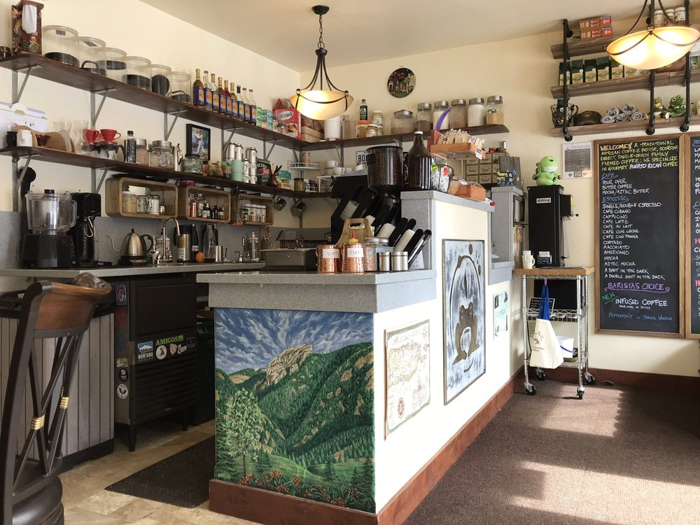 Social Spots from Coqui Mountain Coffee
