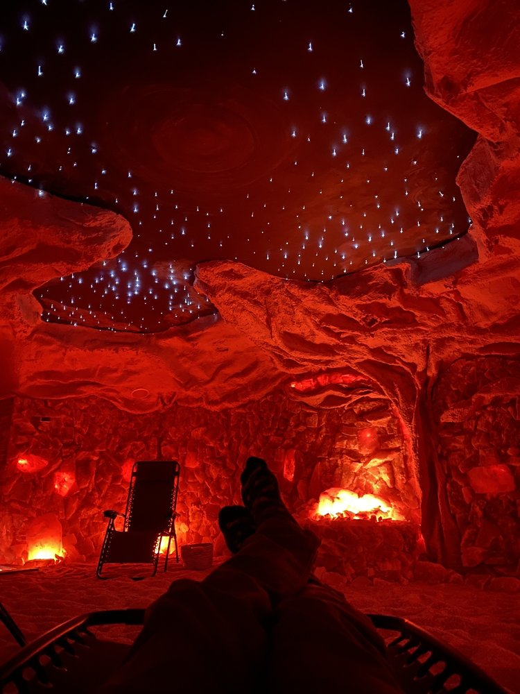 Santa Fe Salt Cave
