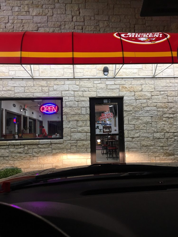 Bush's Chicken: 100 N Frontage Rd, Lorena, TX