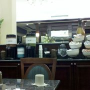 Great Dining Area Photo Of Hilton Garden Inn   Orange Park, FL, United States.  Coffee Area