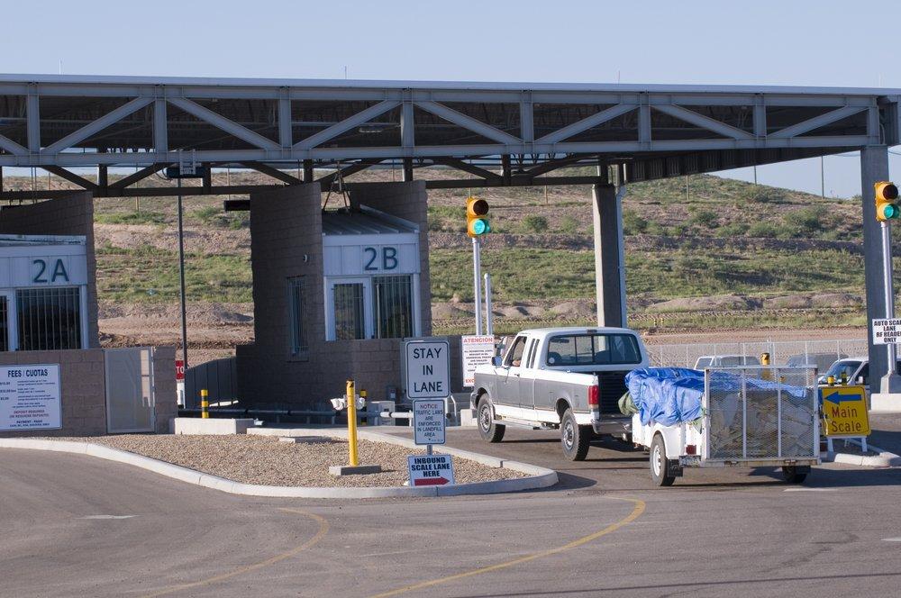 Los Reales Landfill: 5300 E Los Reales, Tucson, AZ