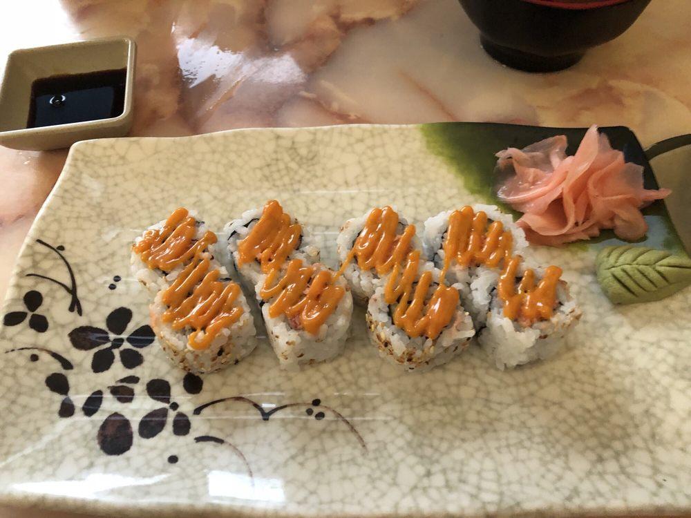 Sakura Cafe: 7357 Theodore Dawes Rd, Theodore, AL