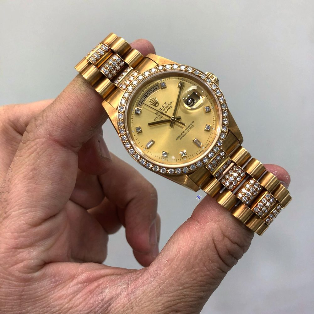 Mike's Watch