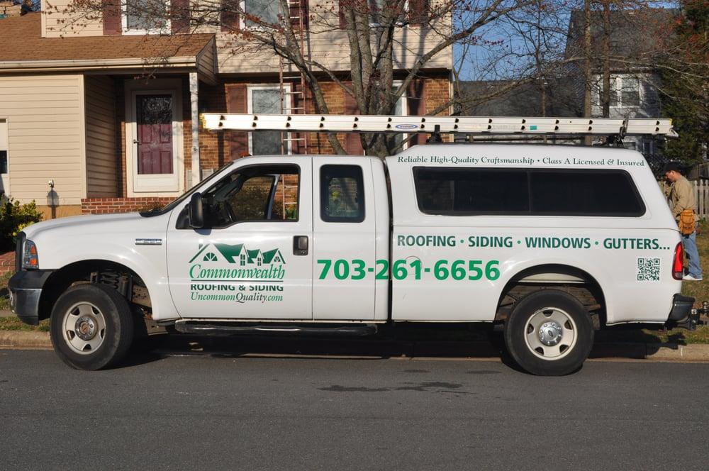 Commonwealth Roofing & Siding: 14004K Willard Rd, Chantilly, VA