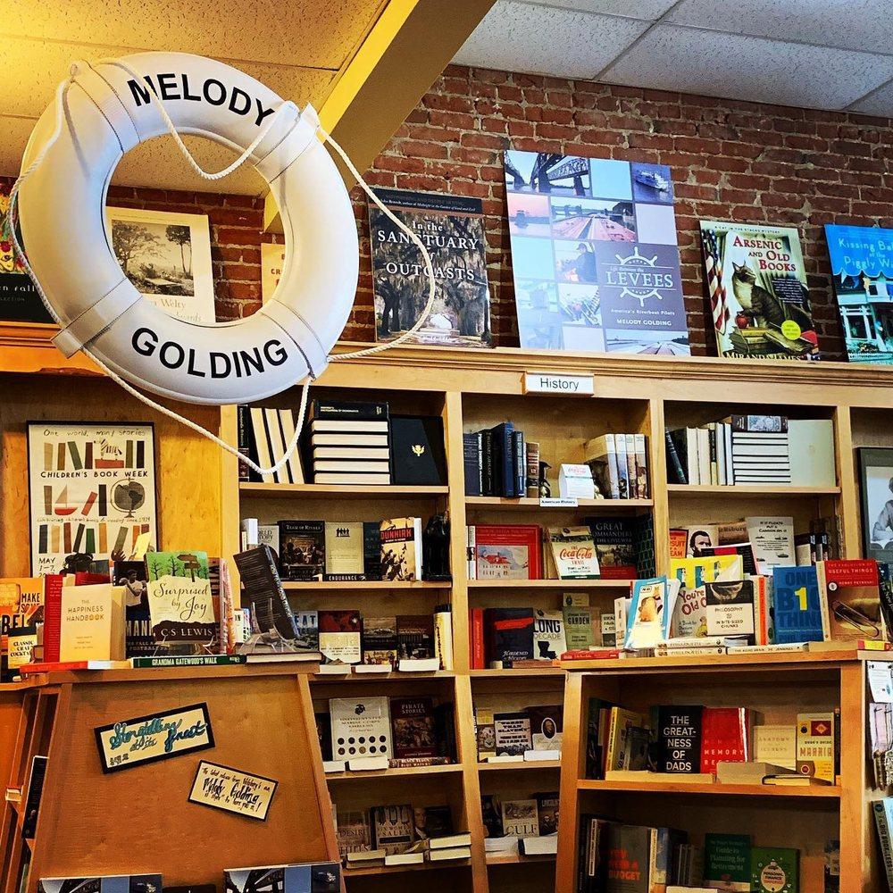Lorelei Books: 1103 Washington St, Vicksburg, MS
