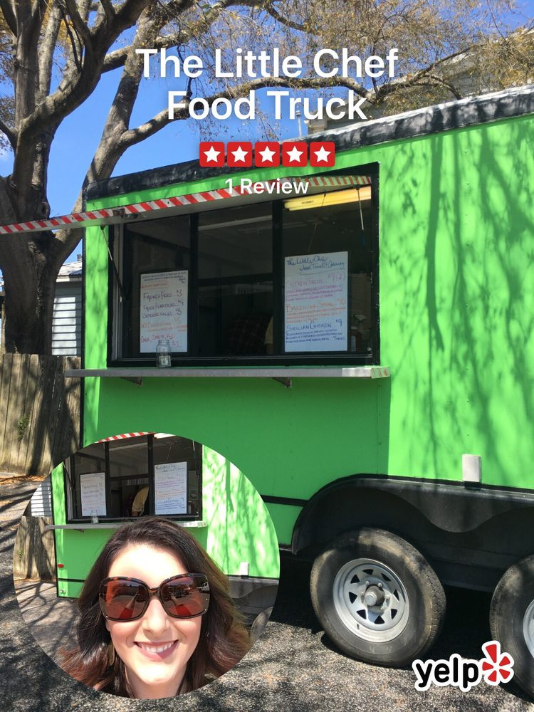 The Little Chef Food Truck